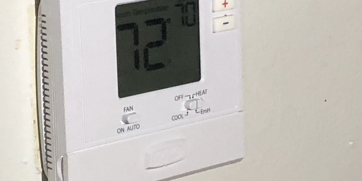 Eutaw woman has working heat after calling WBRC FOX6 News for help