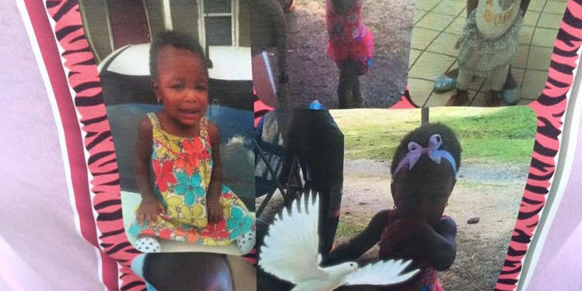 Family holds vigil for 1-year-old homicide victim