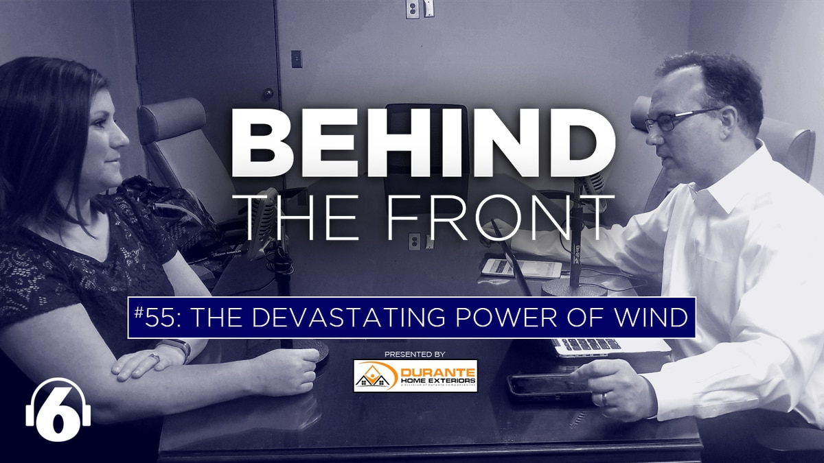 Behind the Front: The Devastating Power of Wind