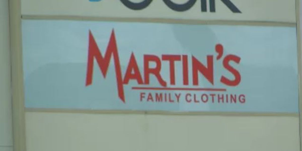 Incentive deal helps Gadsden Mall attract Martin's Family Clothing