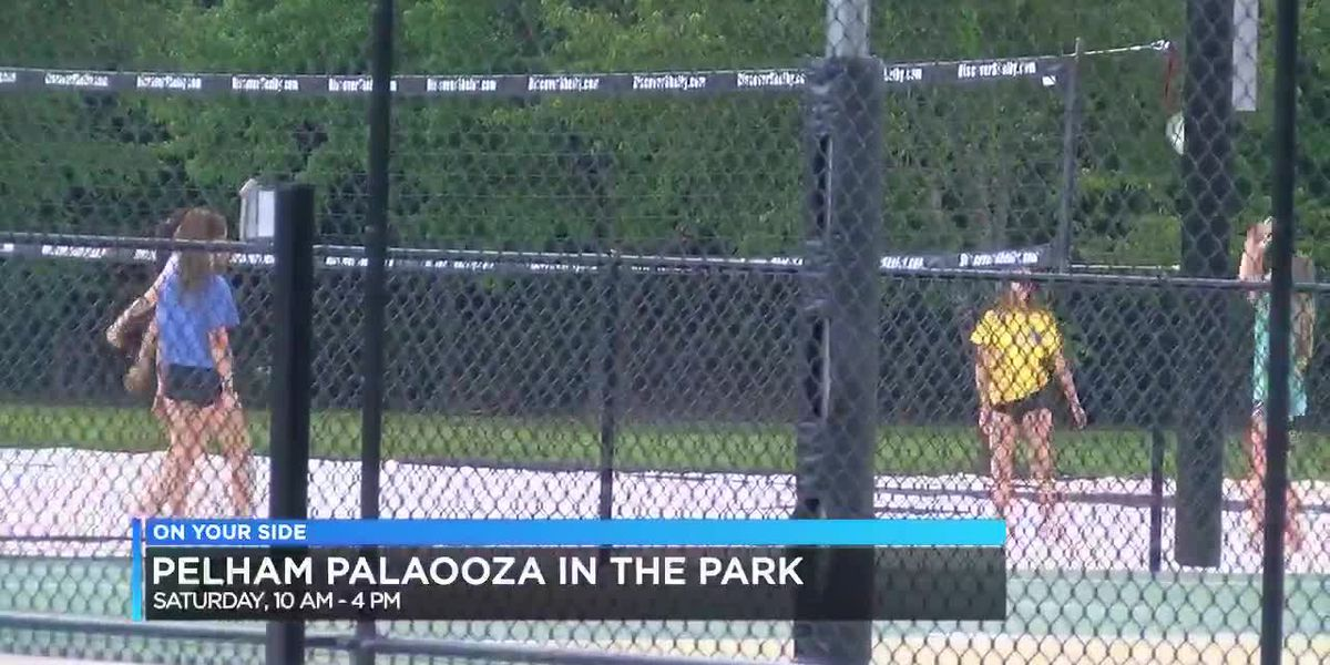 Pelham Palooza in the Park