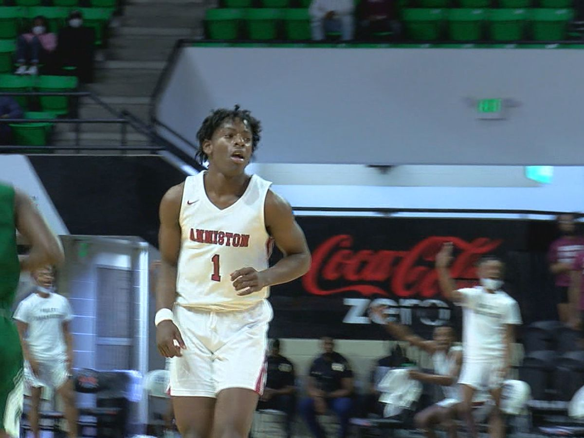 Anniston basketball advances to 4A State Championship game