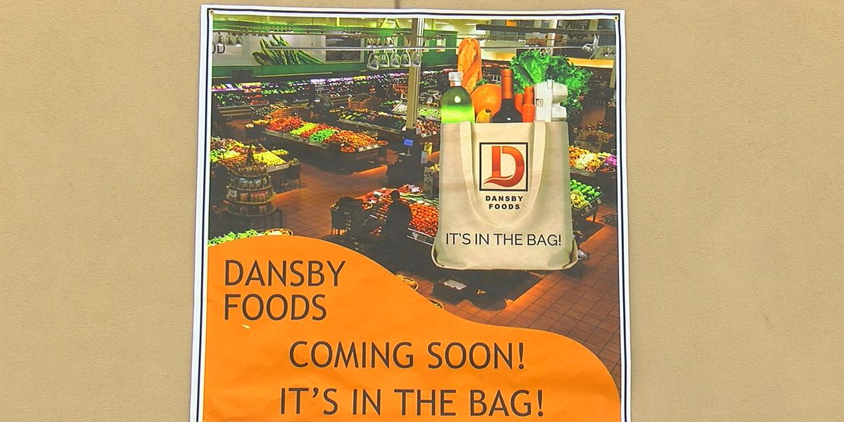 Dansby Foods supercenter planned for old Walmart in Fairfield