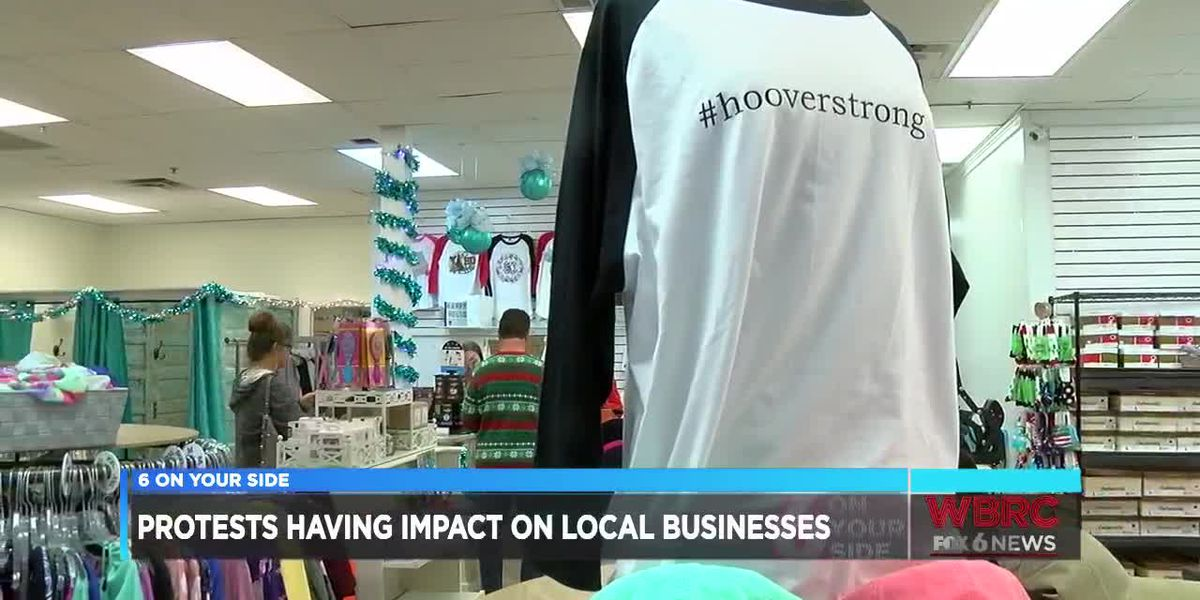 Hoover daily protests having impact on businesses