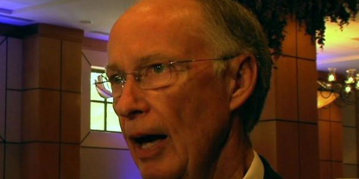 Gov. Bentley defends refusing Syrian refugees; Reports at 7:07 a.m.