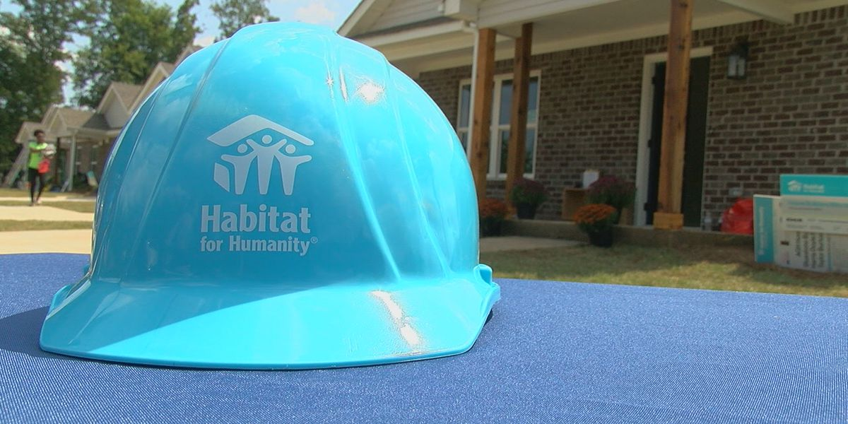 Habitat for Humanity building homes in Centerpoint