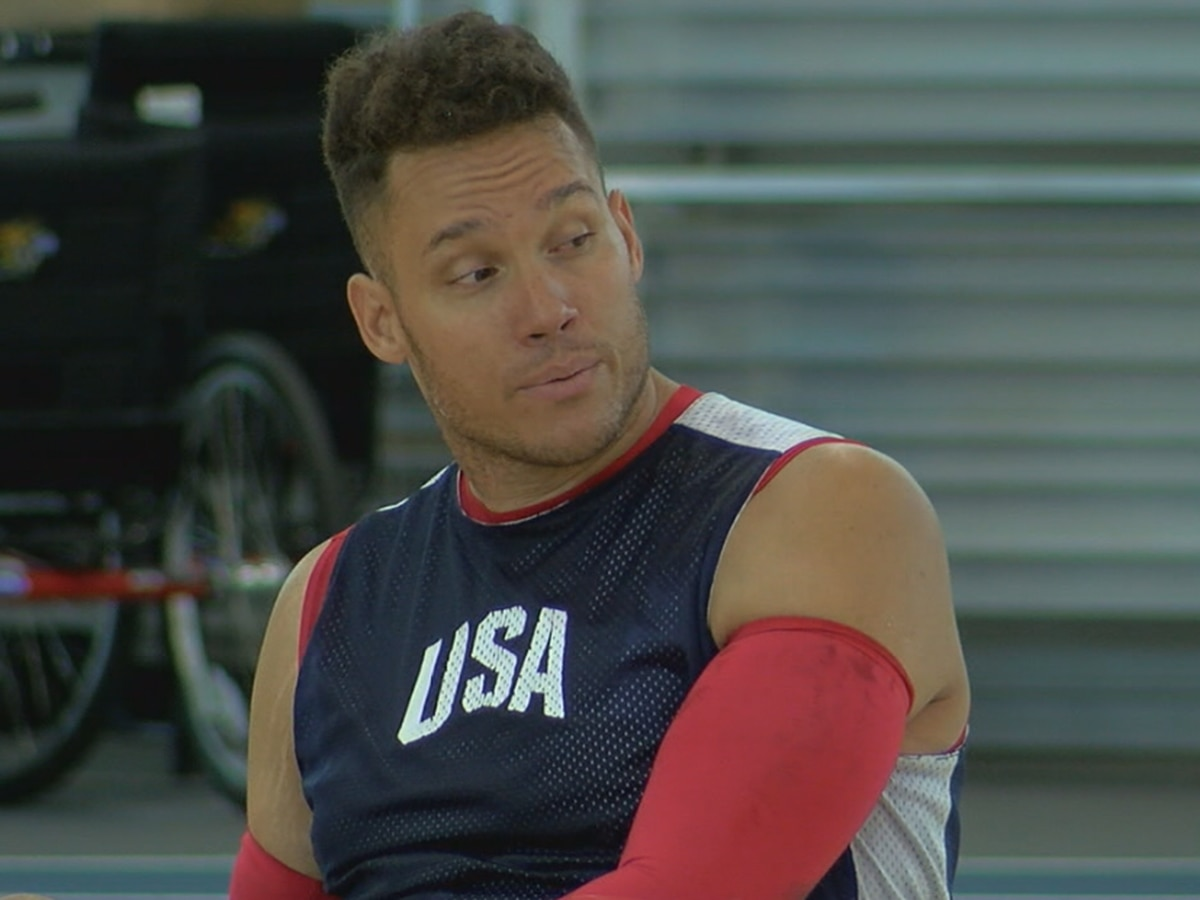 Team USA Wheelchair Rugby player 'devastated' after Olympics and Paralympics postponed