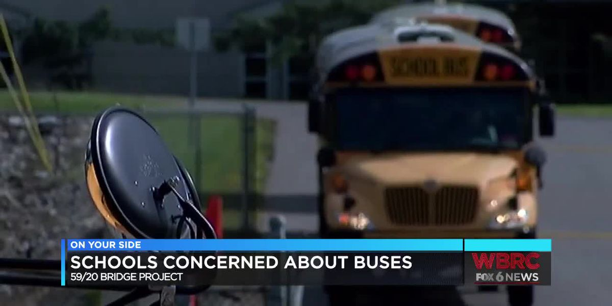 Schools concerned about buses during I-59/20 bridge project