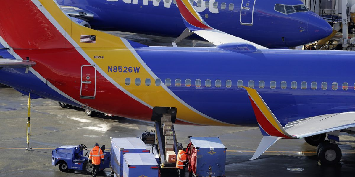 Southwest Airlines: Widespread computer outage grounds flights
