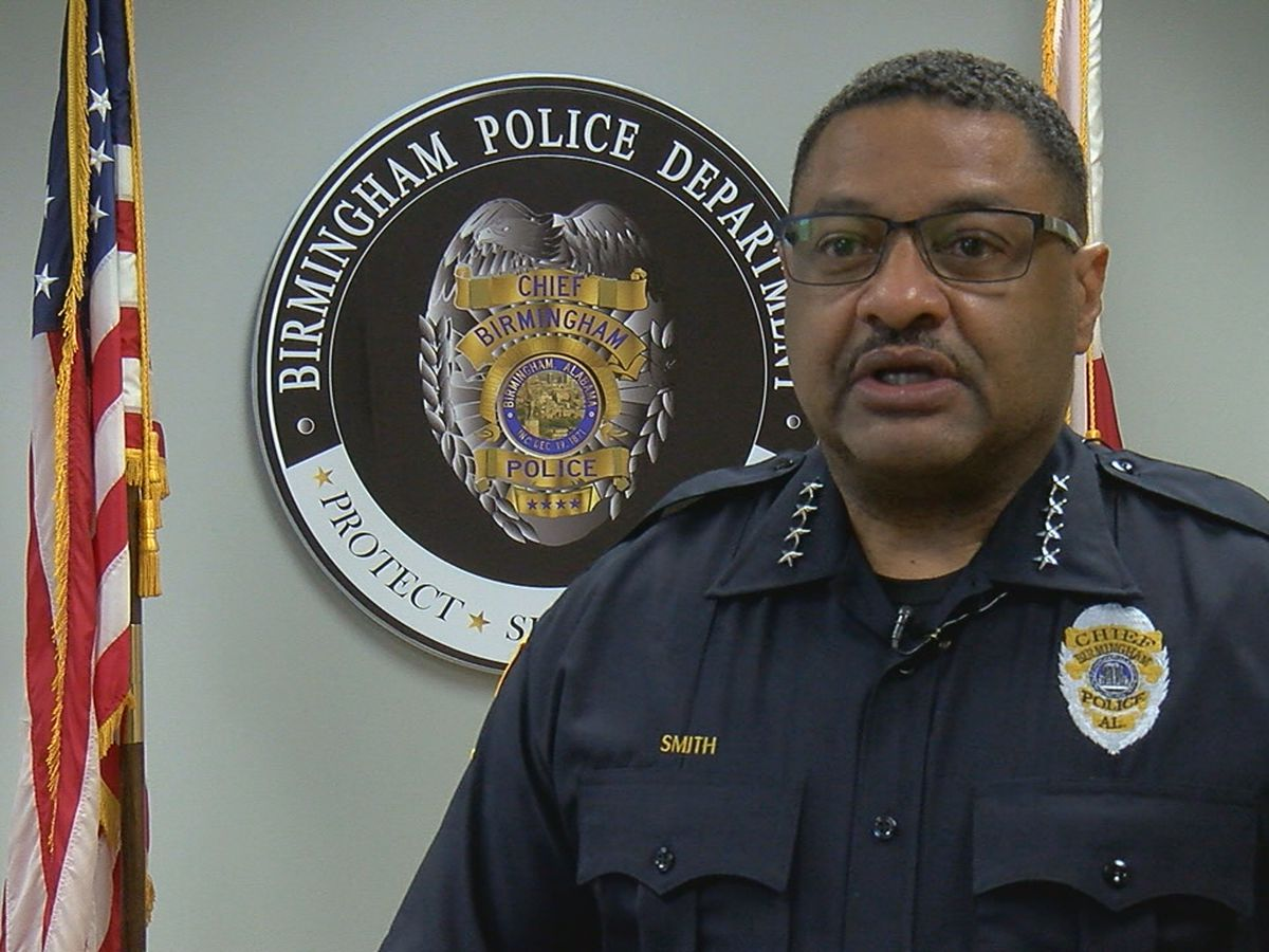 Birmingham Police Chief says 'no snitch' culture must end