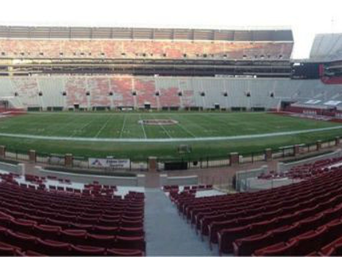 Changes coming to Bryant-Denny Stadium after player/guard collision