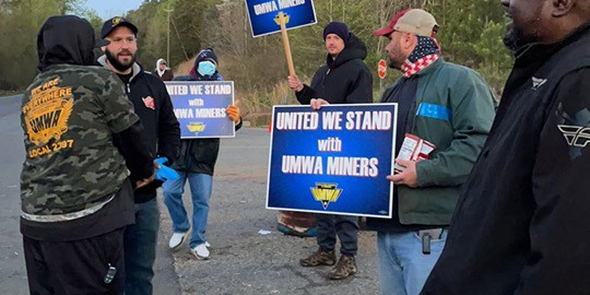 Warrior Met Coal miners vote NO on tentative agreement; strike continues
