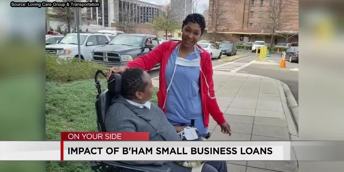 Impact of B'ham small business loans