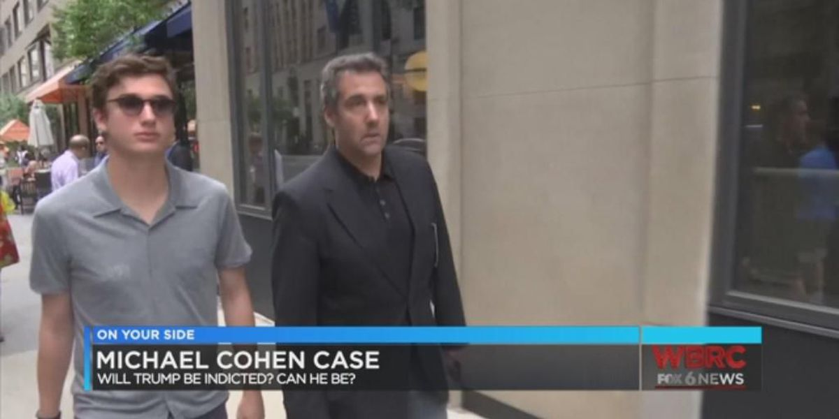 Good Day Court: Cohen, Manafort cases and Trump presidency