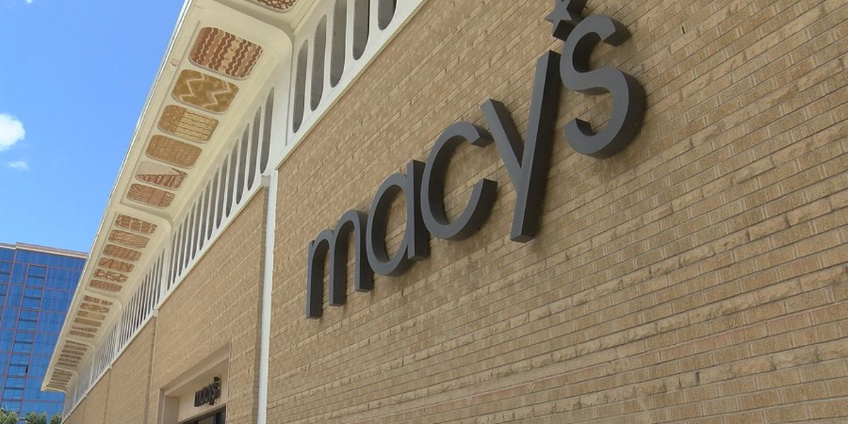 Macy's donates new clothing for those in need