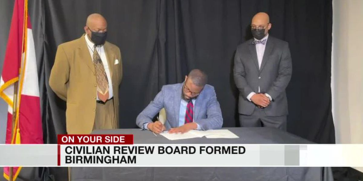 Response to newly formed Birmingham Civilian Review Board