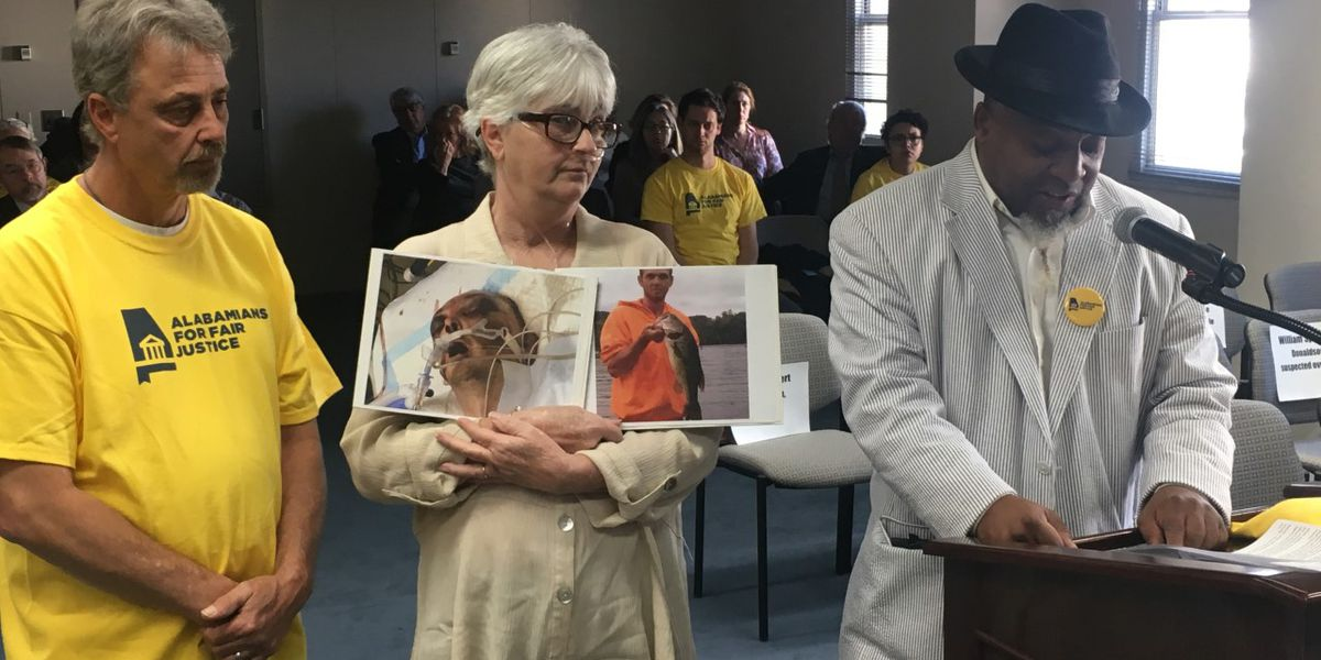 Family members urge policy makers to implement prison reforms