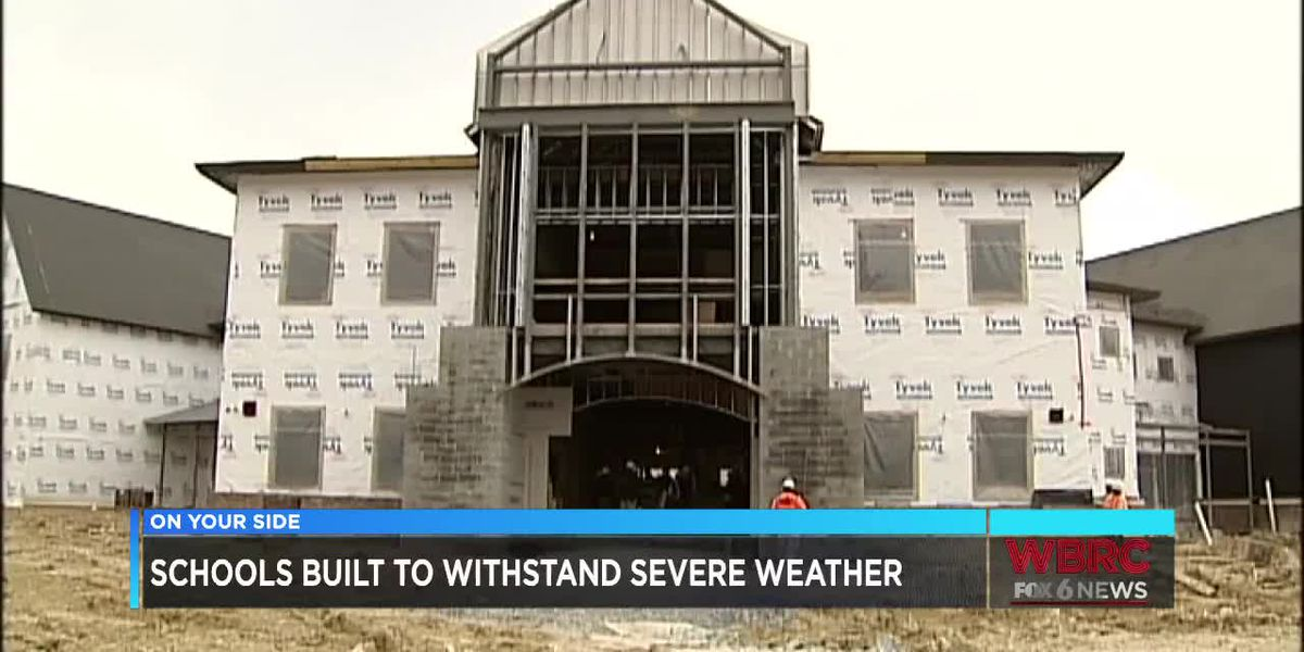 Efforts to make schools safer in protecting students from severe weather