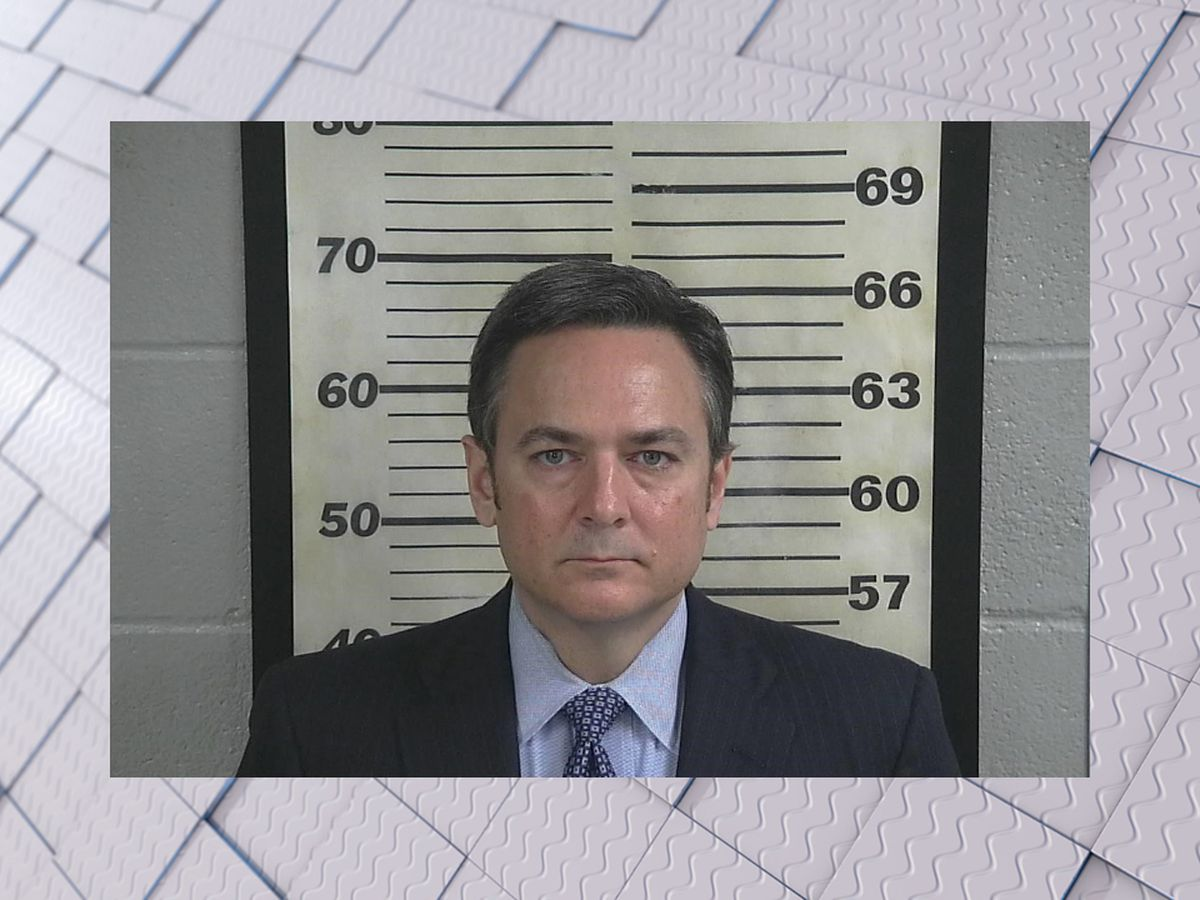 Former state senator from Cullman arrested on theft charges