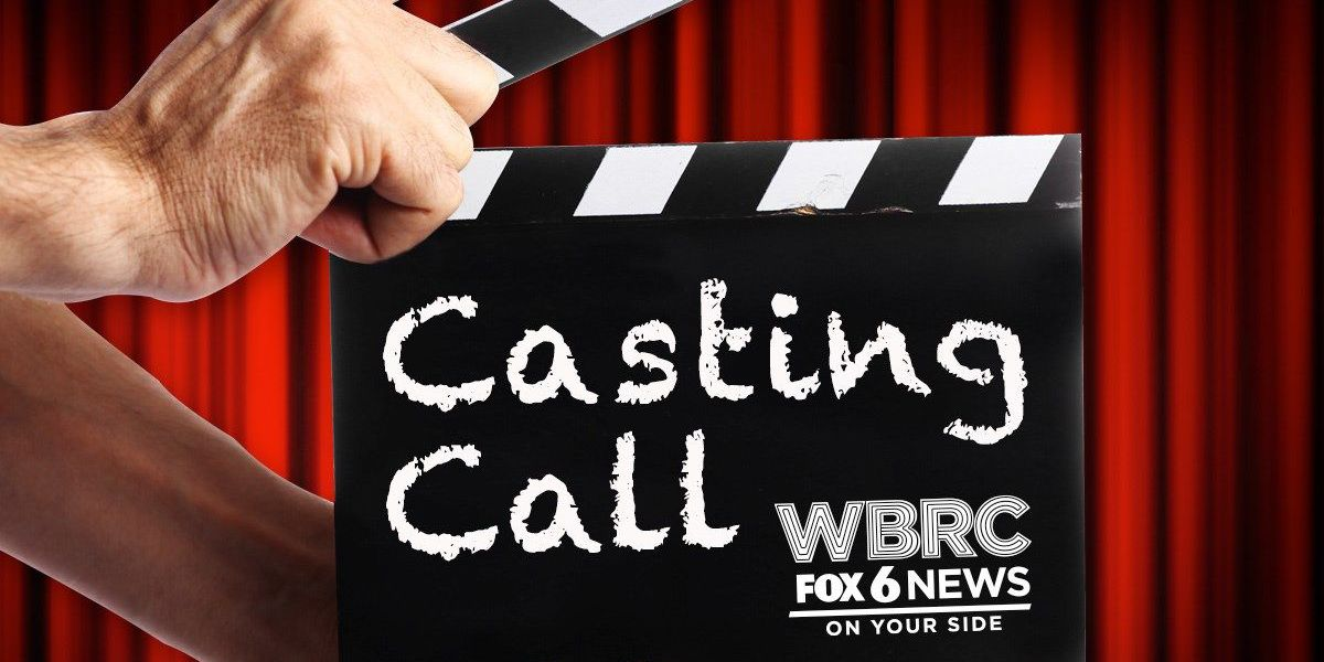 WBRC recruiting actors for commercials, promotions