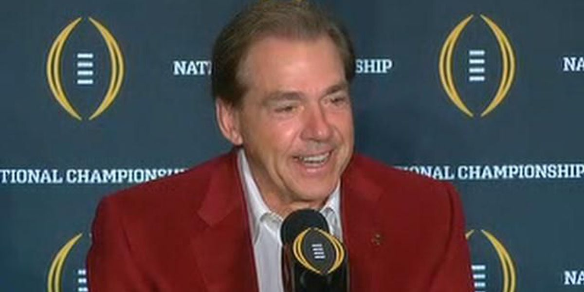 Karle's Korner: You heard it here first: Nick Saban will be college football's first commissioner come 2020