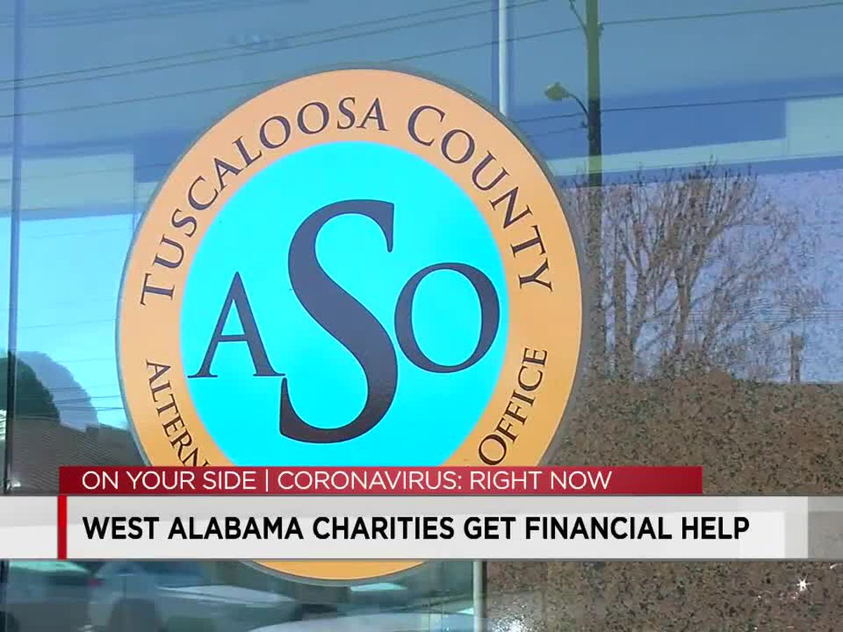 Tuscaloosa County Alternative Sentencing helps non-profits hurt financially by COVID19