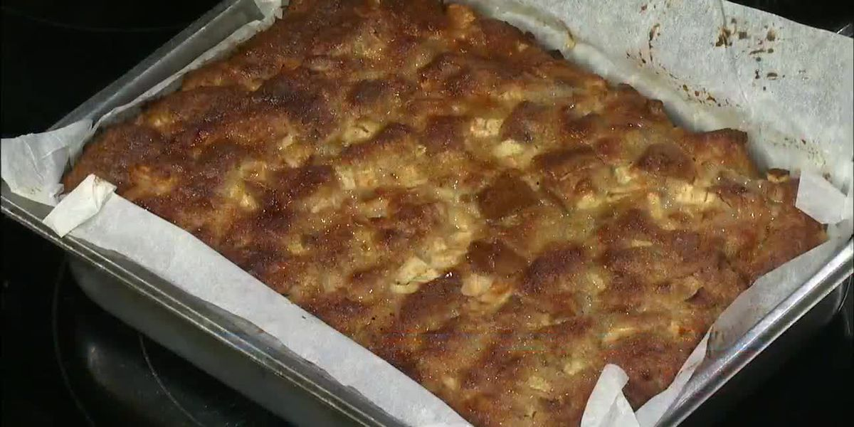 Grille 29: Bread Pudding