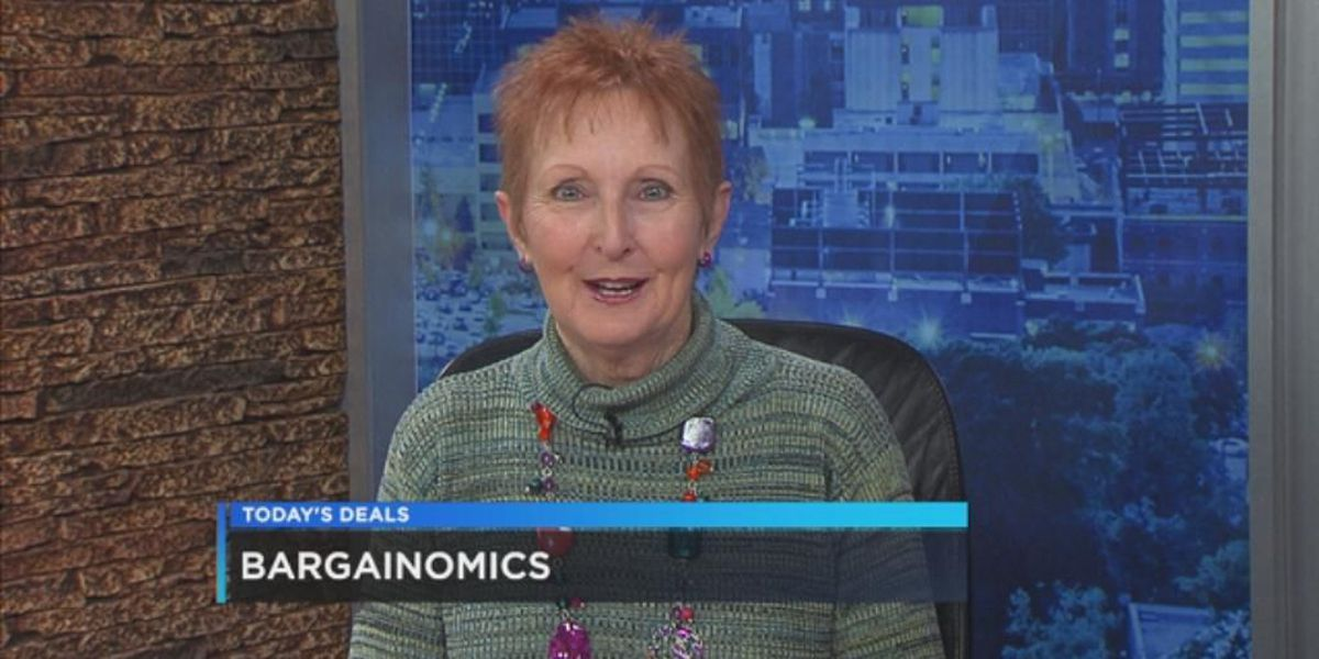 Bargainomics Lady