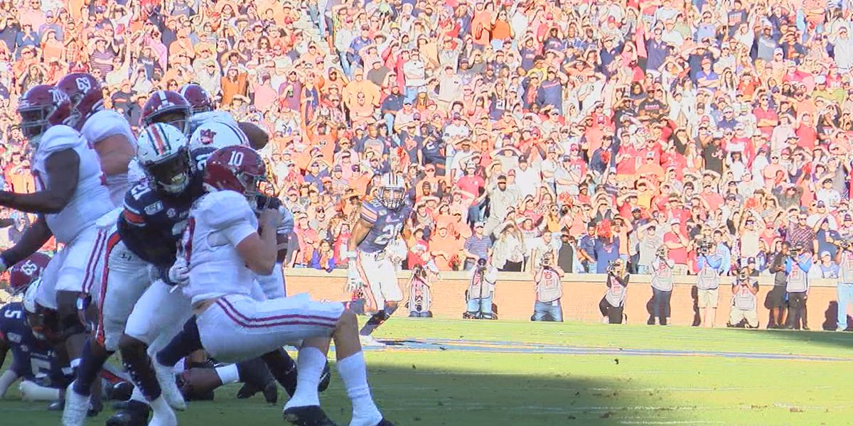"""Alabama using """"disappointing"""" loss to Auburn as motivation heading into Bowl game"""