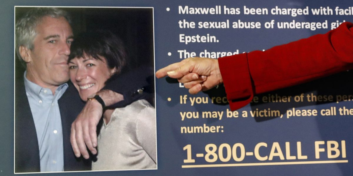 How an arrest upended filming of 'Surviving Jeffrey Epstein'