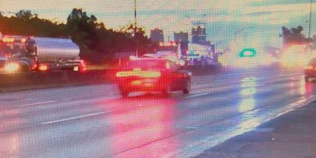 Crash closes part of I-65 SB before Green Springs Avenue