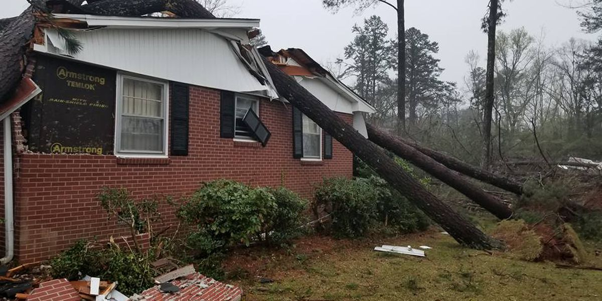 Jacksonville neighborhoods, families recover from tornado