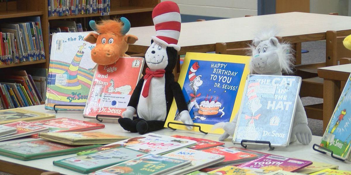 Virginia school system ends Dr. Seuss celebration, citing 'racial undertones'