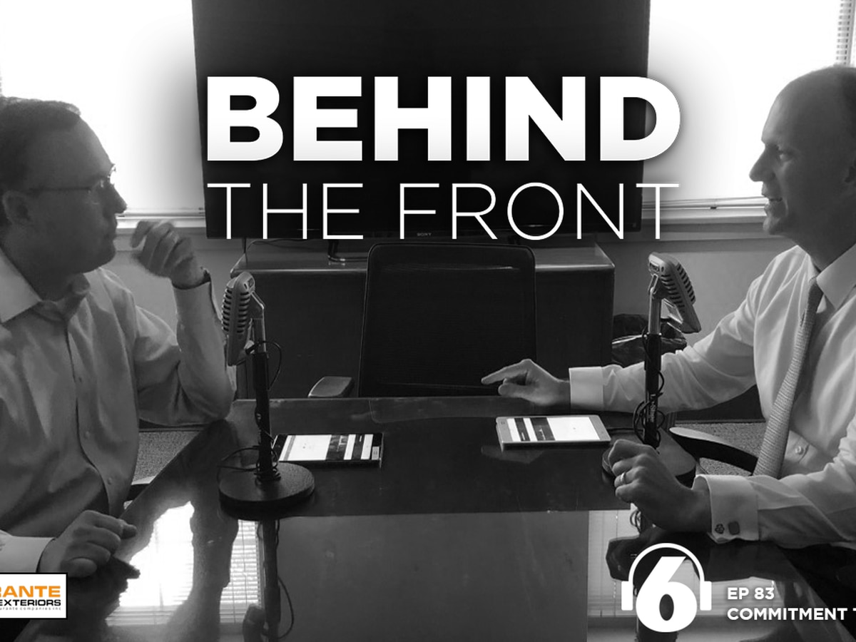 Behind the Front: Commitment to Coverage