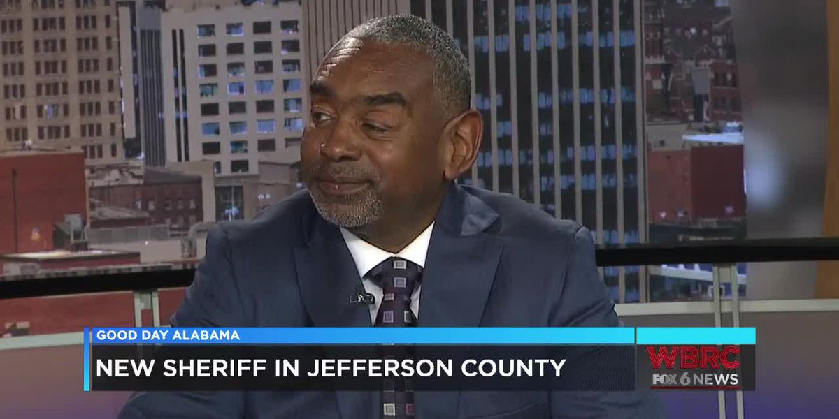 Mark Pettway is the new Jefferson County Sheriff