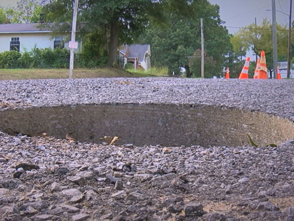 City decides on which roads will be repaved first in Birmingham