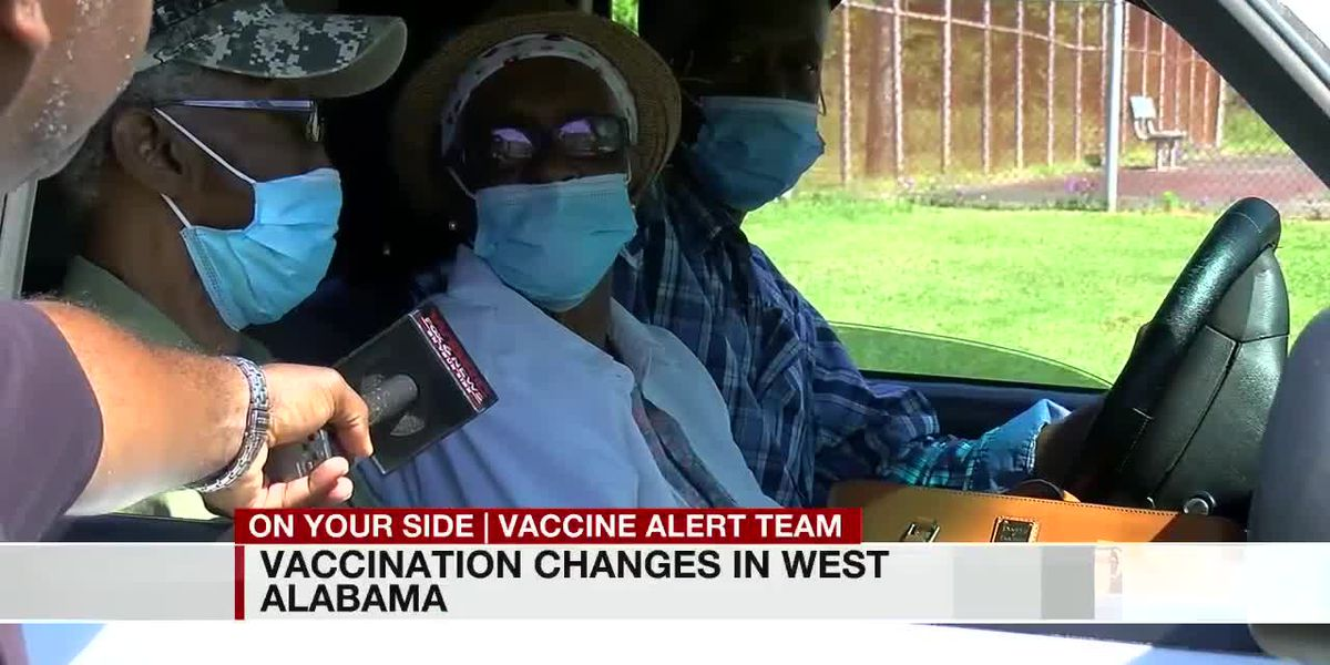 Alabama National Guard COVID-19 vaccination clinic goes on as planned without Johnson and Johnson vaccine