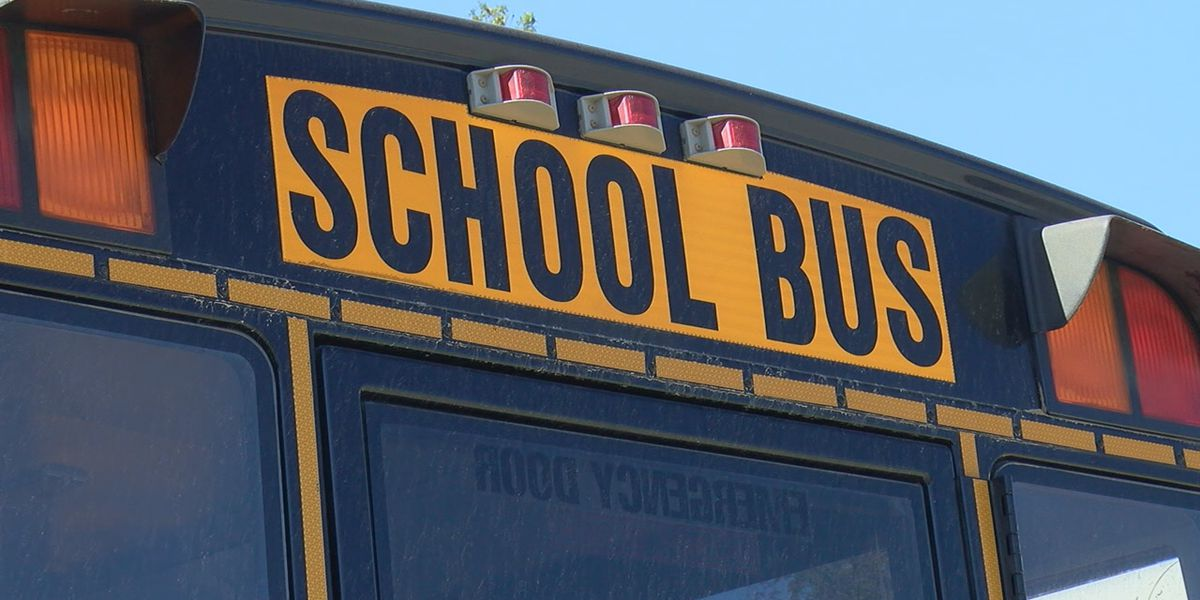 Chilton Co. buses ready and equipped with Wi-fi for E-learning days