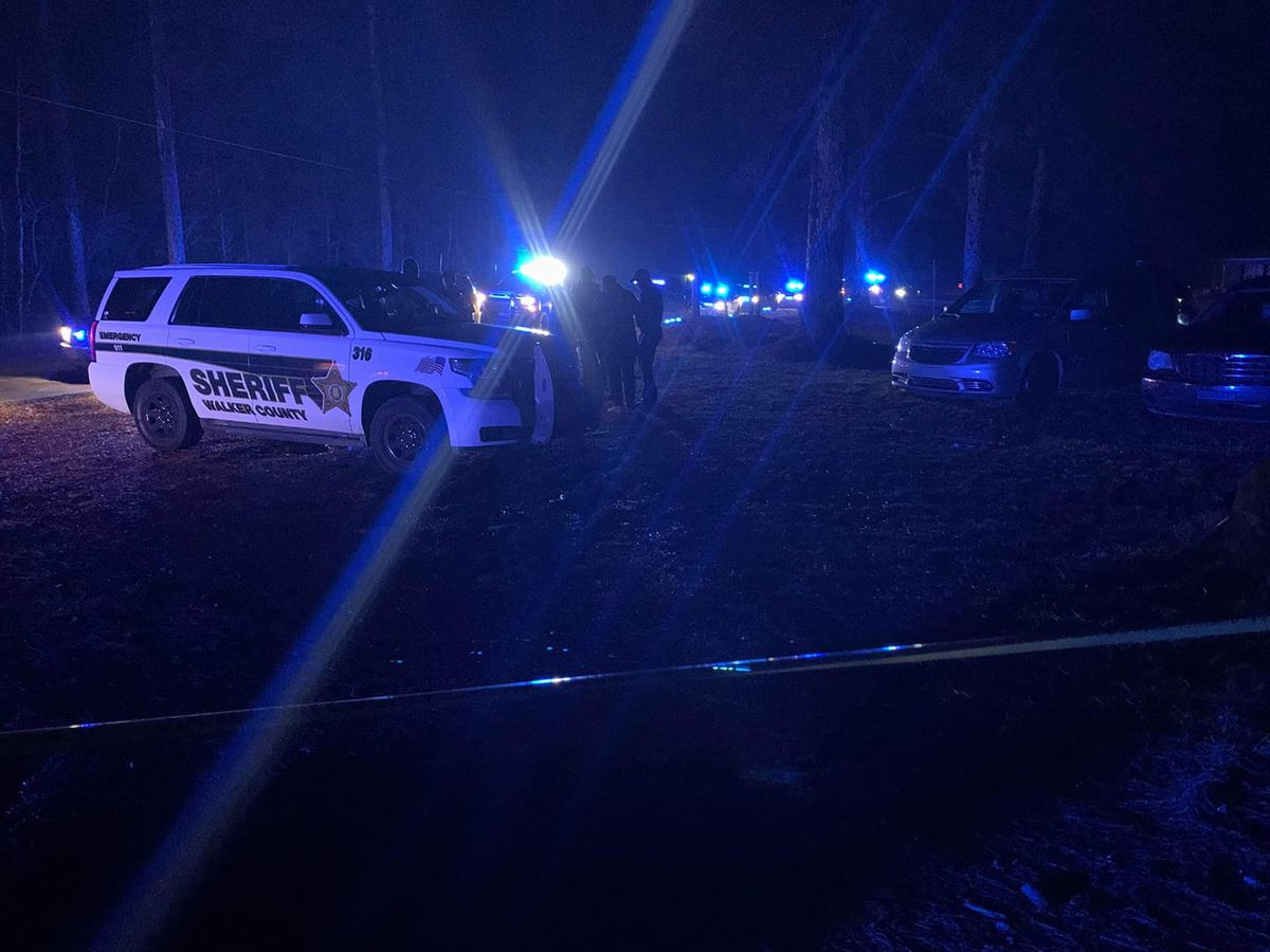 1 person dead following officer-involved shooting in Walker County