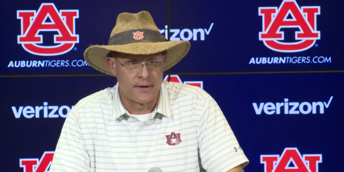 Gus Malzahn discusses Auburn's bye week