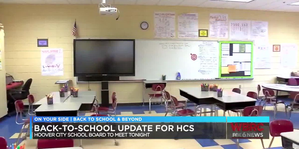 Back-to-school update for HCS