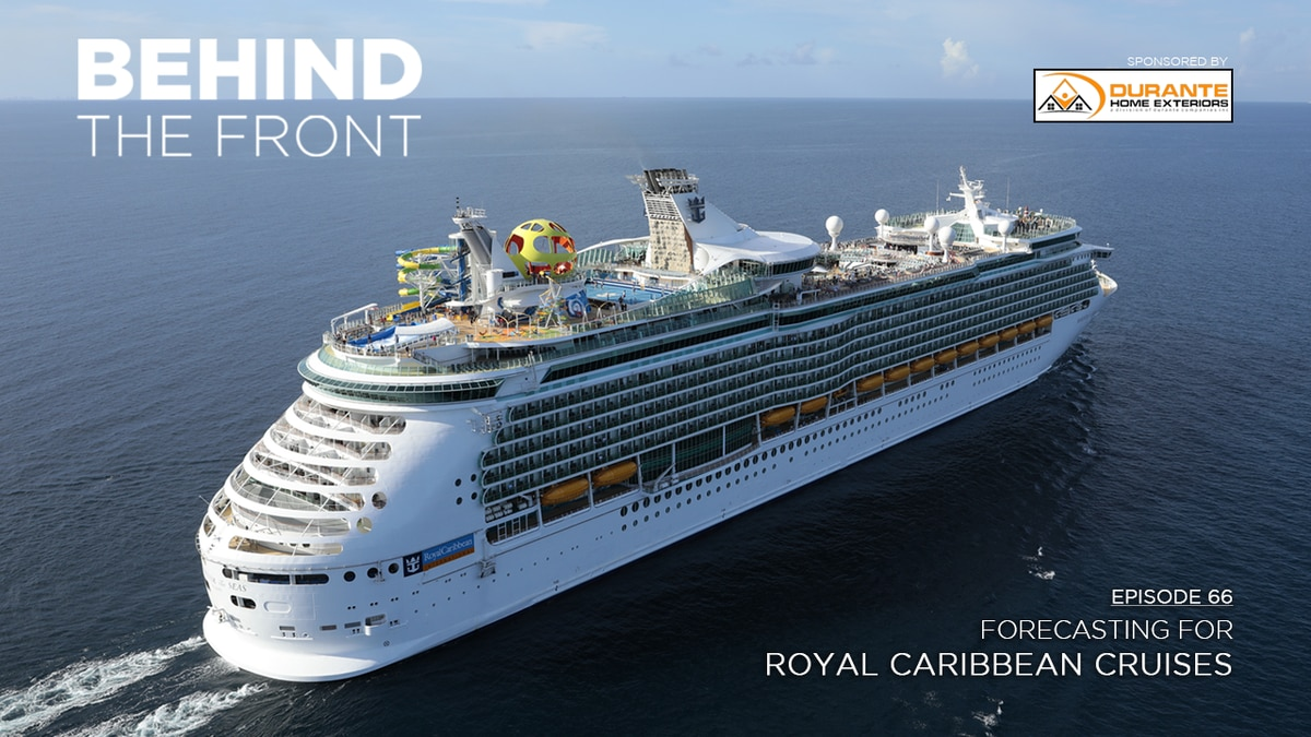 Behind the Front: Forecasting for Royal Caribbean Cruises