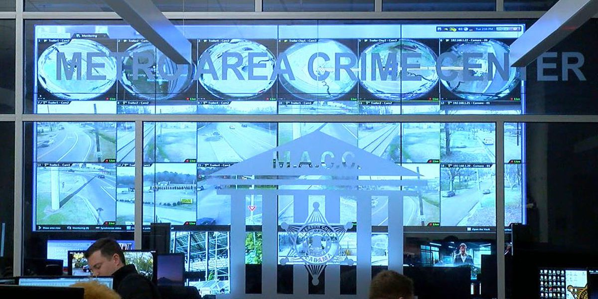 Metro Area Crime Center bringing down crime
