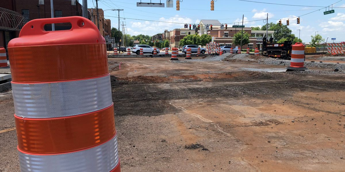 Officials say road projects needed in Tuscaloosa