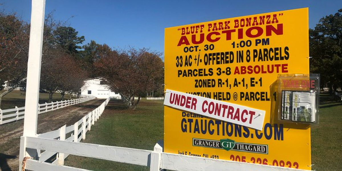Historic Smith Family farm in Bluff Park sold at auction