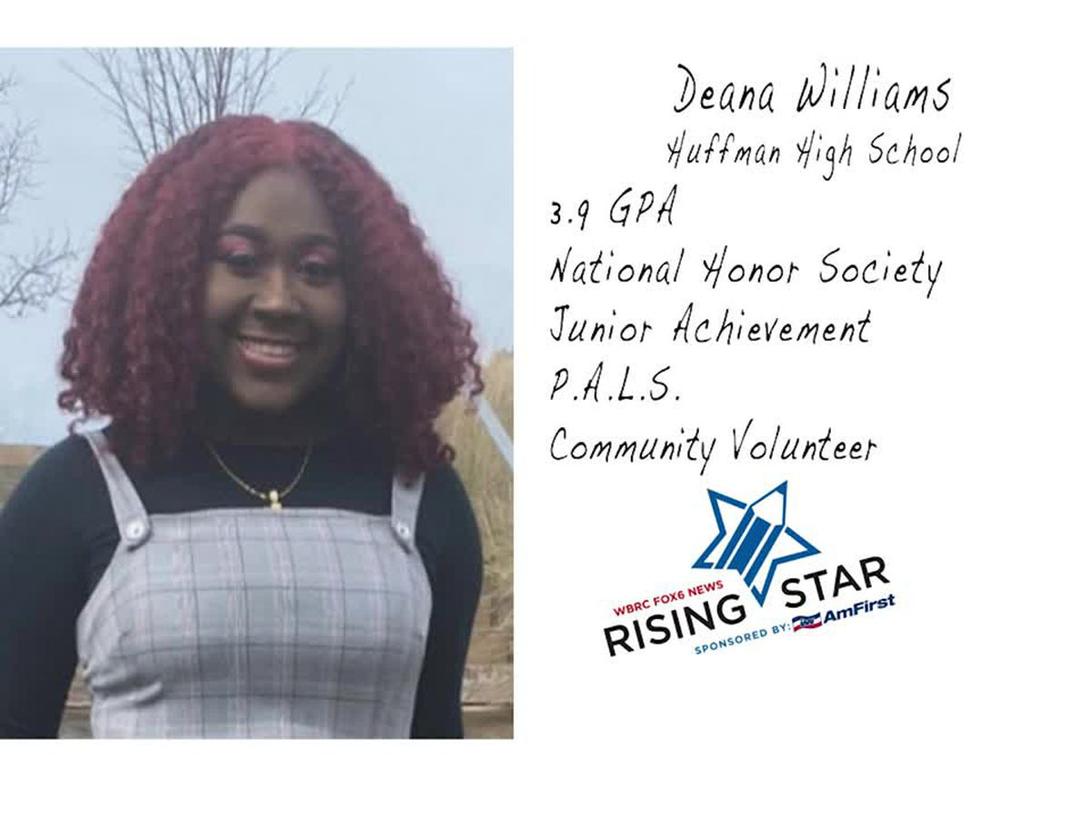 Rising Star: Deana Williams