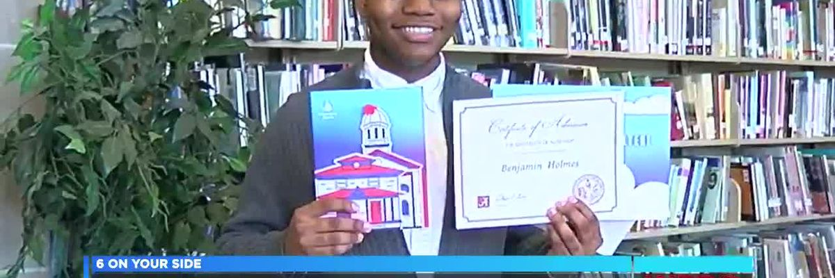 Woodlawn senior accepted to 31 colleges