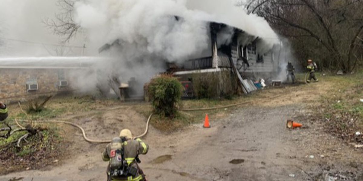 2 people escape house fire in Birmingham