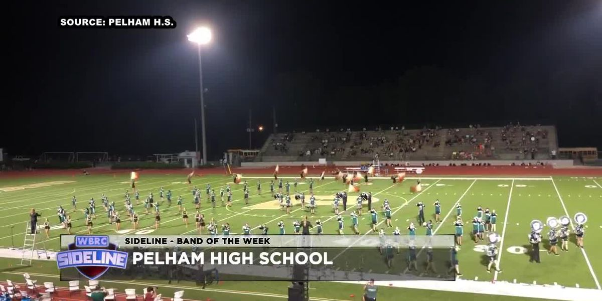 Sideline 2020 Week 5 Band of the Week