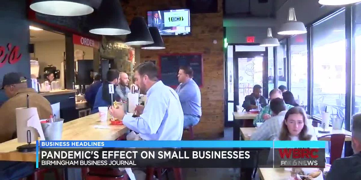 Pandemic's Effect on Small Businesses